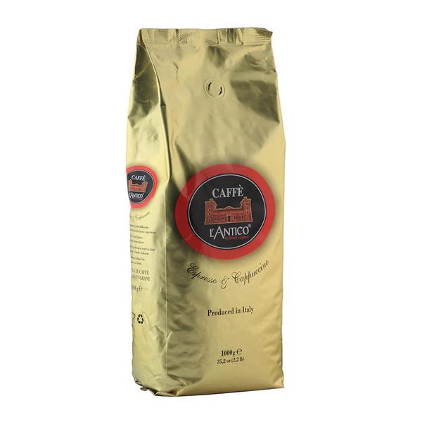 دانه قهوه لانتیکو مدل ORO مقدار  1000 گرم