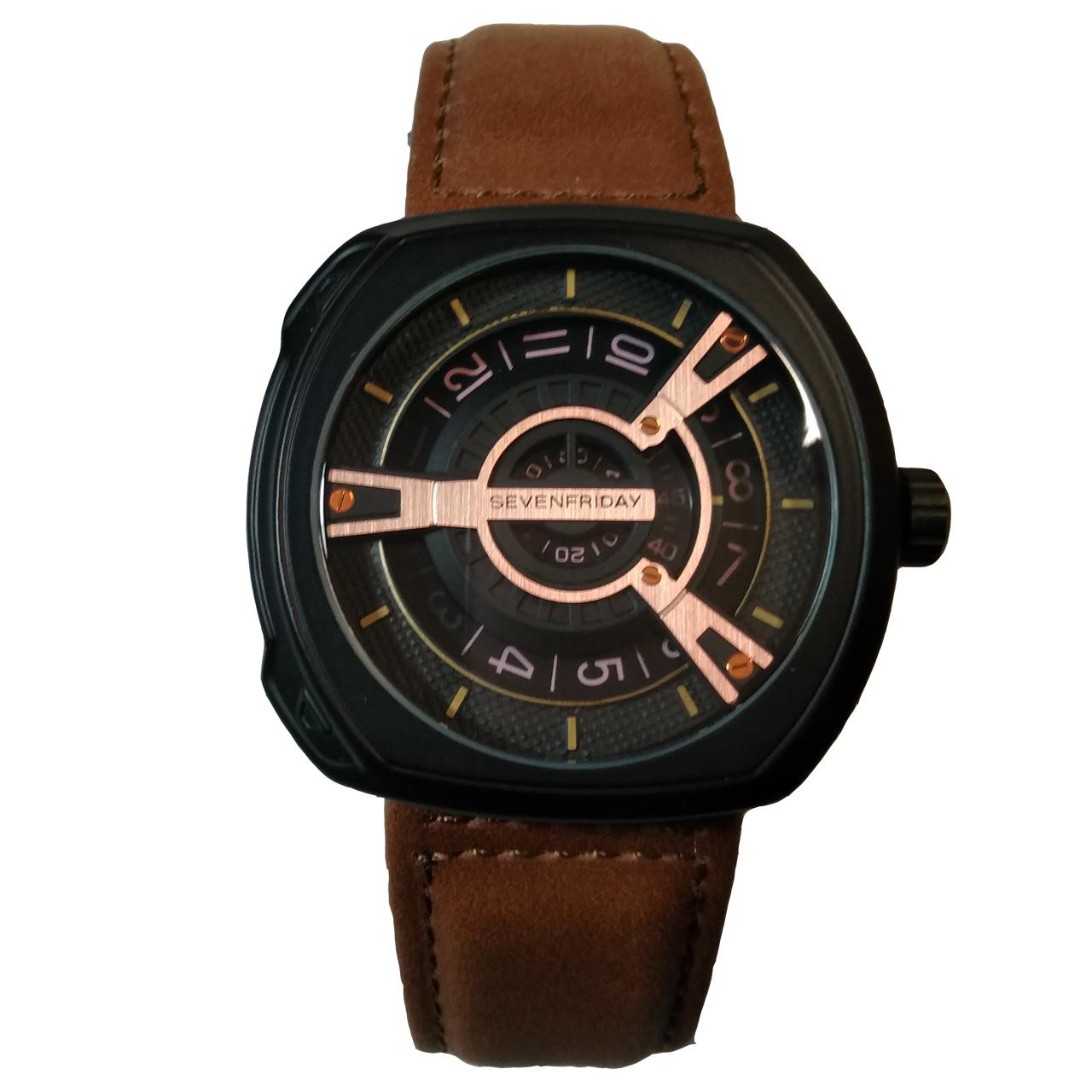ساعت مچی عقربه ای مردانه مدل sf-v2/01