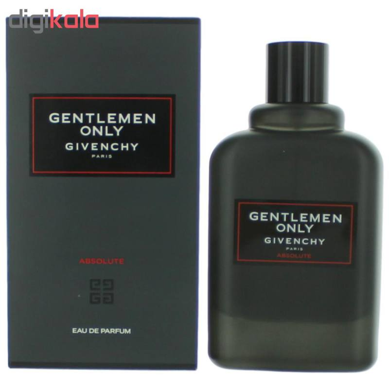 ادو پرفیوم مردانه ژیوانشی مدل Gentlemen Only حجم 100 میلی لیتر