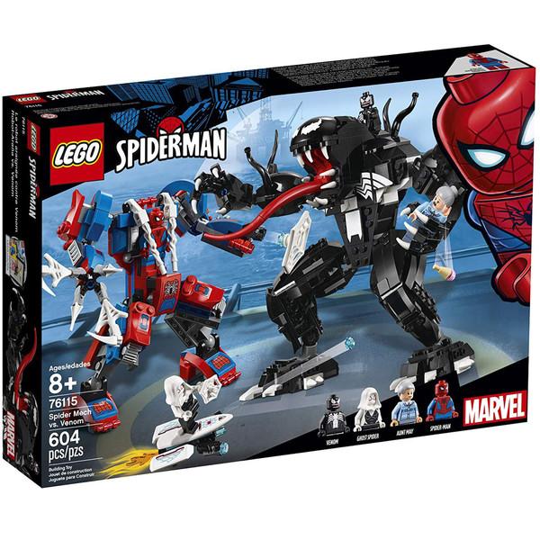لگو سری Spiderman کد 76115