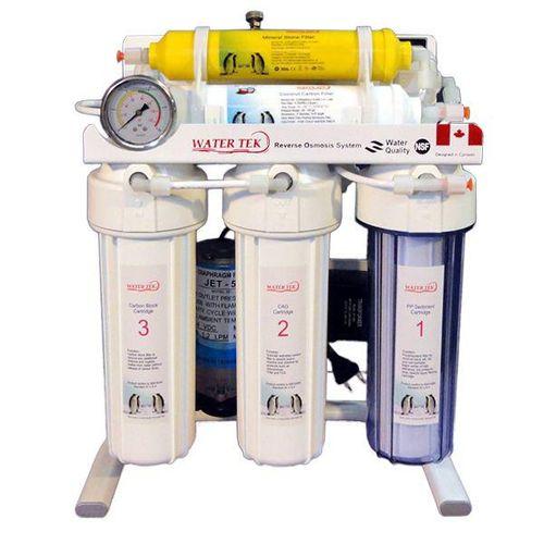 دستگاه تصفیه کننده آب خانگی واتر تک مدل WT600