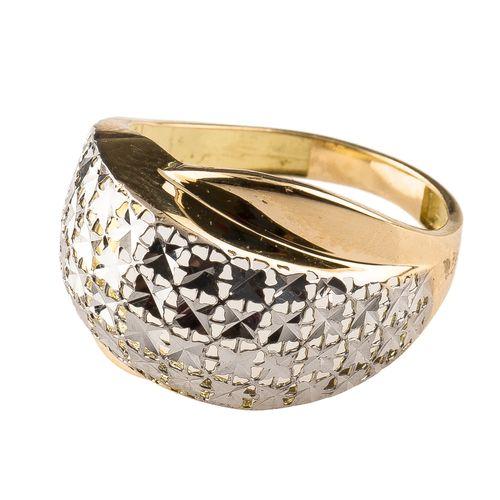 انگشتر طلا 18 عیار کد R124
