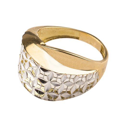 انگشتر طلا 18عیار زنانه کد R125