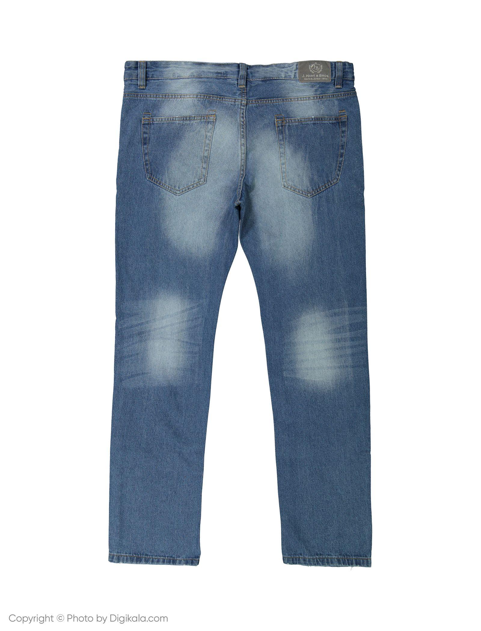 شلوار جین مردانه مردانه مدل 9984240 - یوپیم -  - 2
