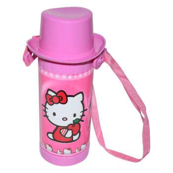 قمقمه کودک مدل Hello Kitty 2 ظرفیت 0.5 لیتر