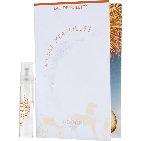عطر جیبی زنانه هرمس مدل Elixir Des Merveilles حجم 2 میلی لیتر مجموعه 10 عددی