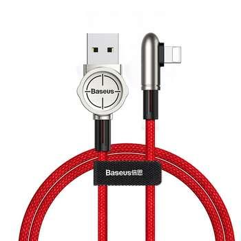 کابل تبدیل USB به لایتنینگ باسئوس مدل Exciting  طول 1 متر