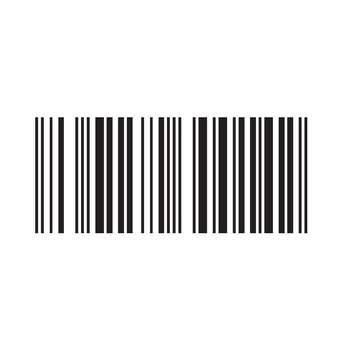 برچسب بدنه خودرو طرح Barcode کد ۰۲