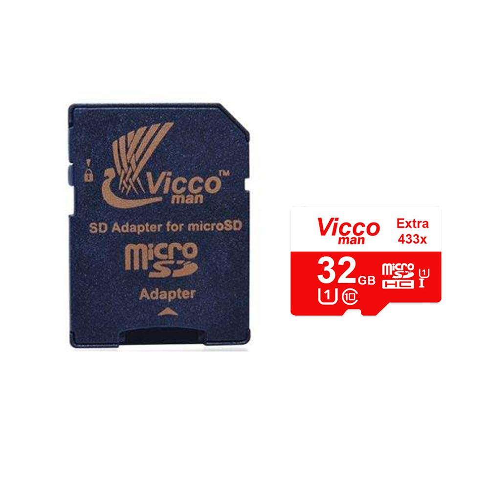 کارت حافظه microSDXC سن دیسک مدل Ultra A1 کلاس 10 استاندارد UHS-I سرعت 65MBps ظرفیت 32 گیگابایت به همراه آداپتور SD