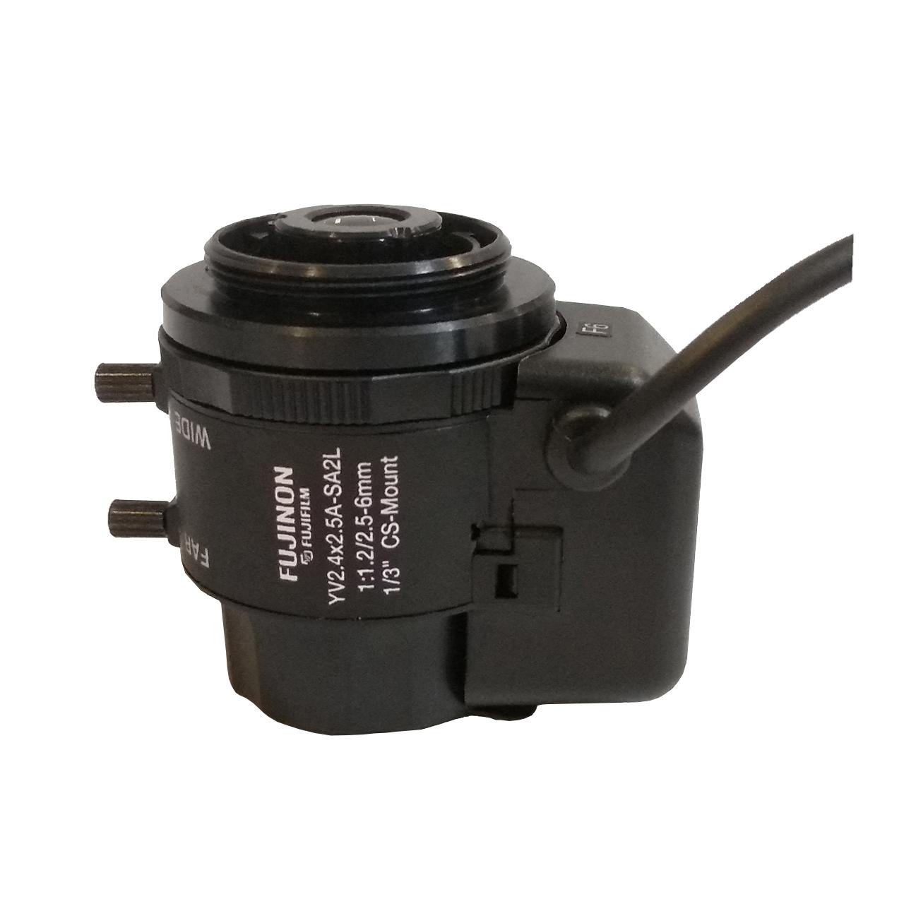لنز  دوربین مداربسته فوجینون مدل YV2.4X2.5A-SA2