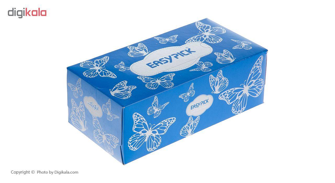 دستمال کاغذی 150 برگ ایزی پیک مدل Butterfly main 1 1