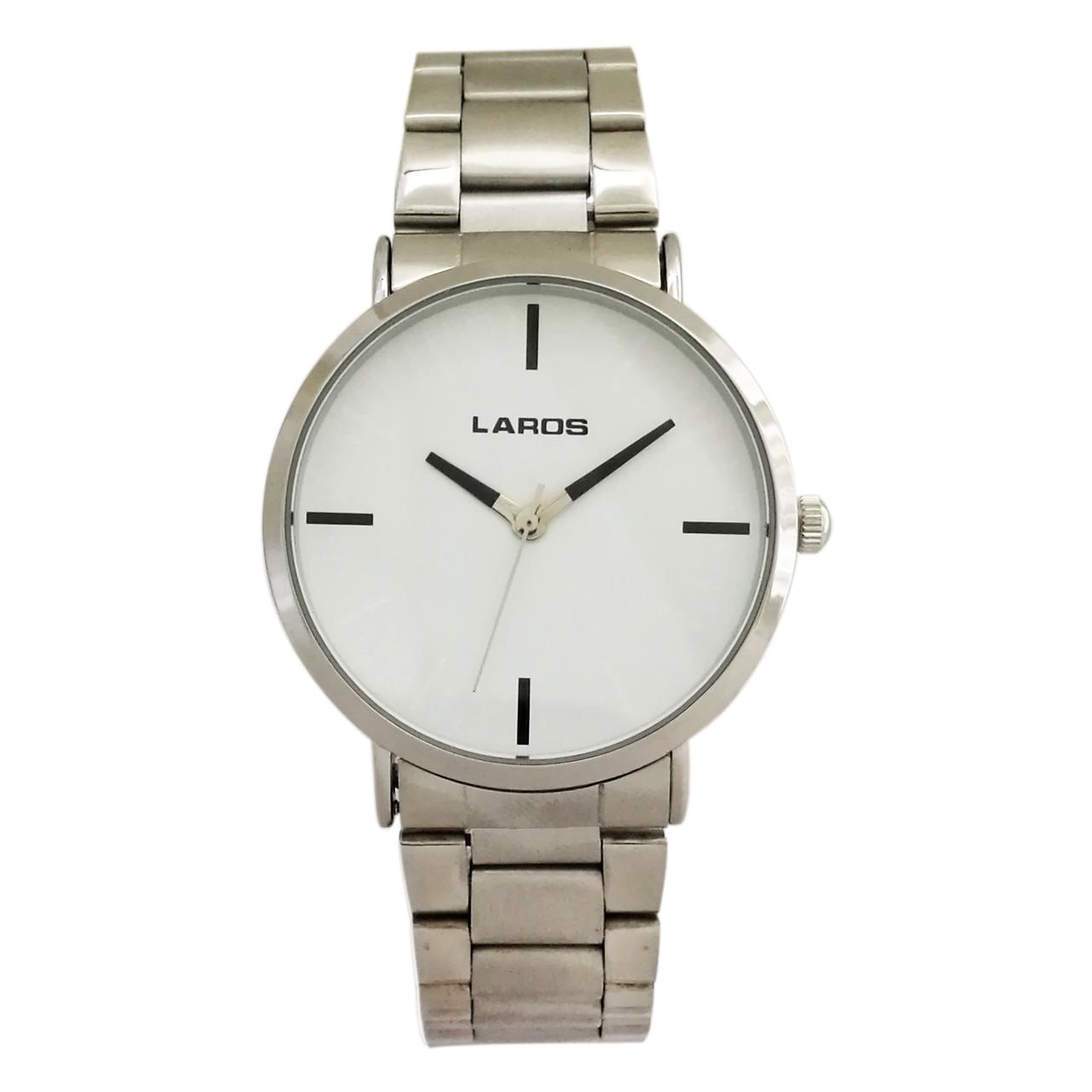 ساعت مچی عقربه ای مردانه لاروس مدل 1117-80141 43