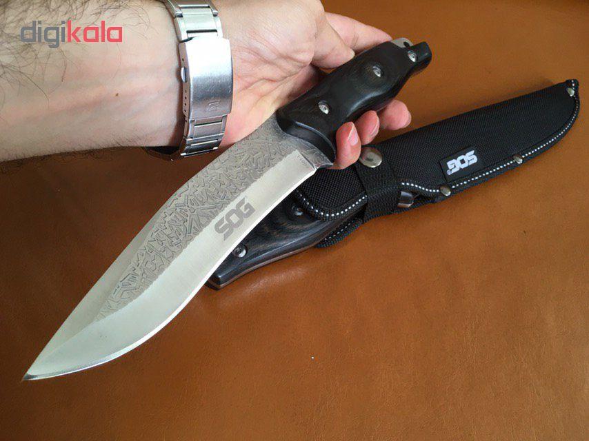 چاقوی سفری اس او جی مدل FG01-L