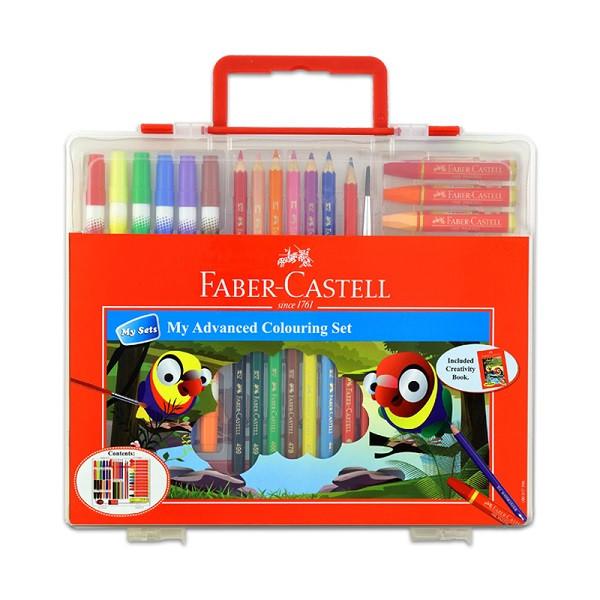 بسته نقاشی و رنگ آمیزی فابر کاستل کد 106923
