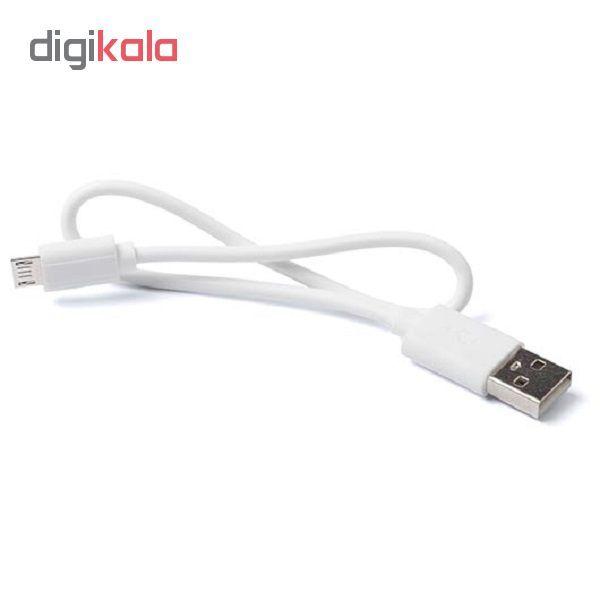کابل تبدیل USB به microUSB کد 545848 طول 0.2 متر main 1 2