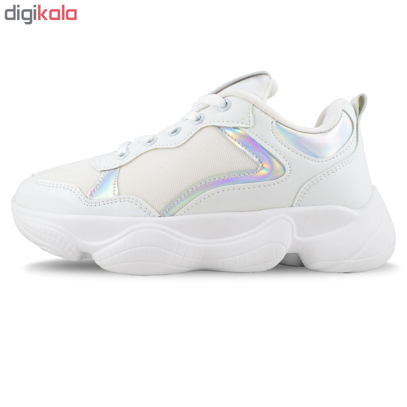 کفش مخصوص پیاده روی زنانهکد 4127