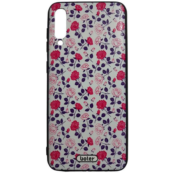 کاور طرح Flower کد 0102 مناسب برای گوشی موبایل سامسونگ Galaxy A30s / A50s / A50