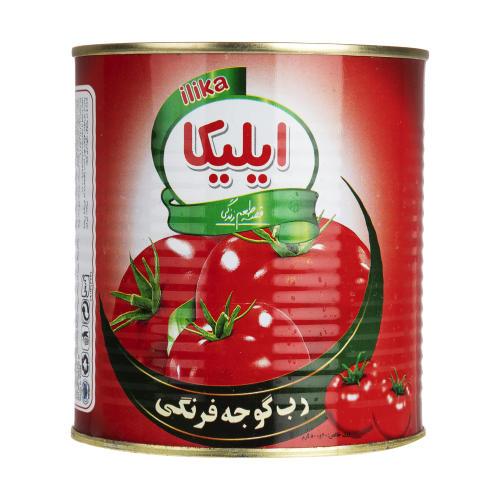 رب گوجه فرنگی ایلیکا مقدار 800 گرم