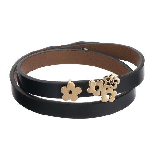 دستبند طلا 18 عیار زنانه تاج درسا مدل 5381