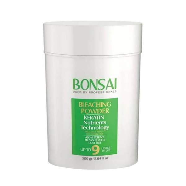 پودر بی رنگ کننده مو بن سای مدل Seaweed وزن 500 گرم