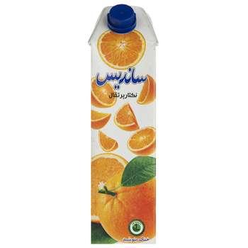 نکتار پرتقال ساندیس مقدار 1 لیتر