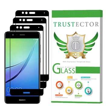 محافظ صفحه نمایش تراستکتور مدل GSS مناسب برای گوشی موبایل هوآوی P10 Lite بسته 3 عددی