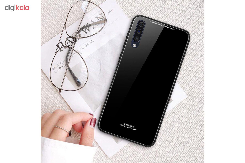 کاور سامورایی مدل GC-019 مناسب برای گوشی موبایل سامسونگ Galaxy A50