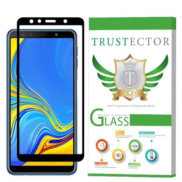 محافظ صفحه نمایش تراستکتور مدل GSS مناسب برای گوشی موبایل سامسونگ Galaxy A7 2018
