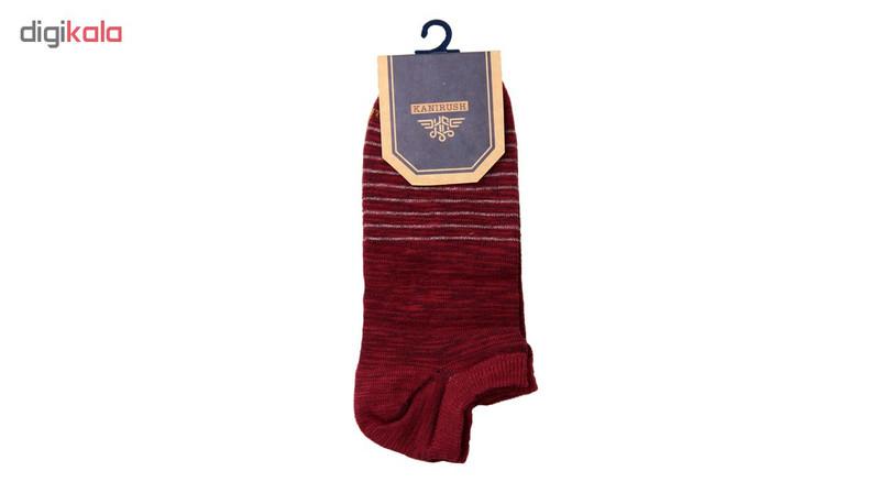 جوراب مردانه کانی راش کد 201943