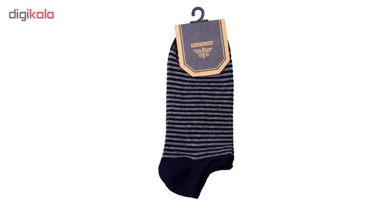 جوراب مردانه کانی راش کد 201927