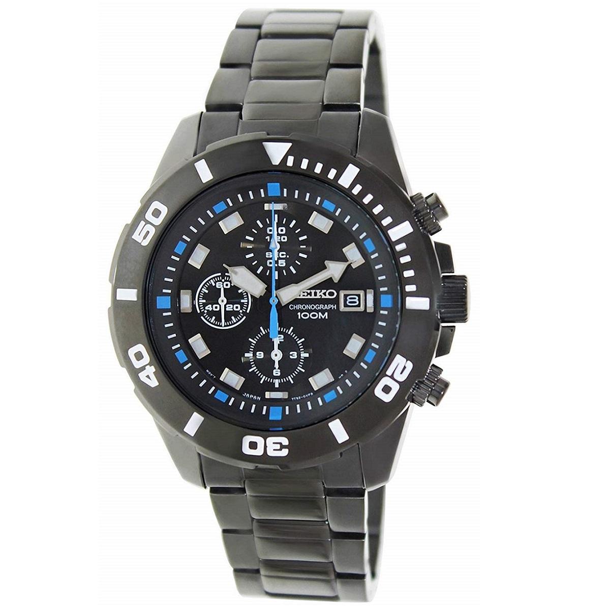 ساعت مچی عقربه ای مردانه سیکو مدل   SNDE01P1