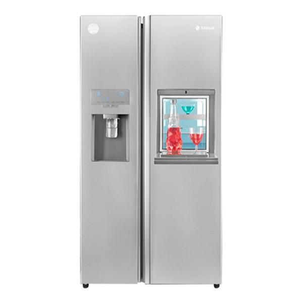 یخچال و فریزر ساید بای ساید اسنوا مدل S8-2350SS