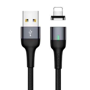 کابل تبدیل USB به لایتنینگ یوسمز مدل US-SJ326 طول 1 متر