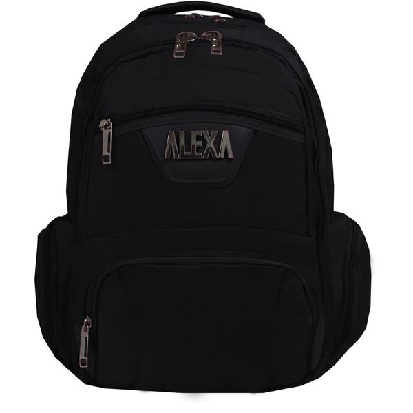 کوله پشتی لپ تاپ الکسا مدل ALX714 مناسب برای لپ تاپ 16.4 اینچی