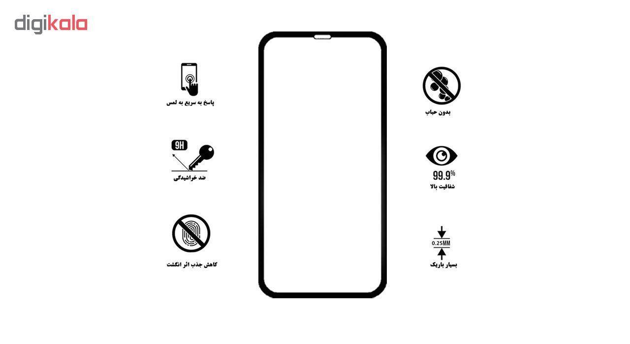 محافظ صفحه نمایش تراستکتور مدل GSS مناسب برای گوشی موبایل اپل iPhone X main 1 6