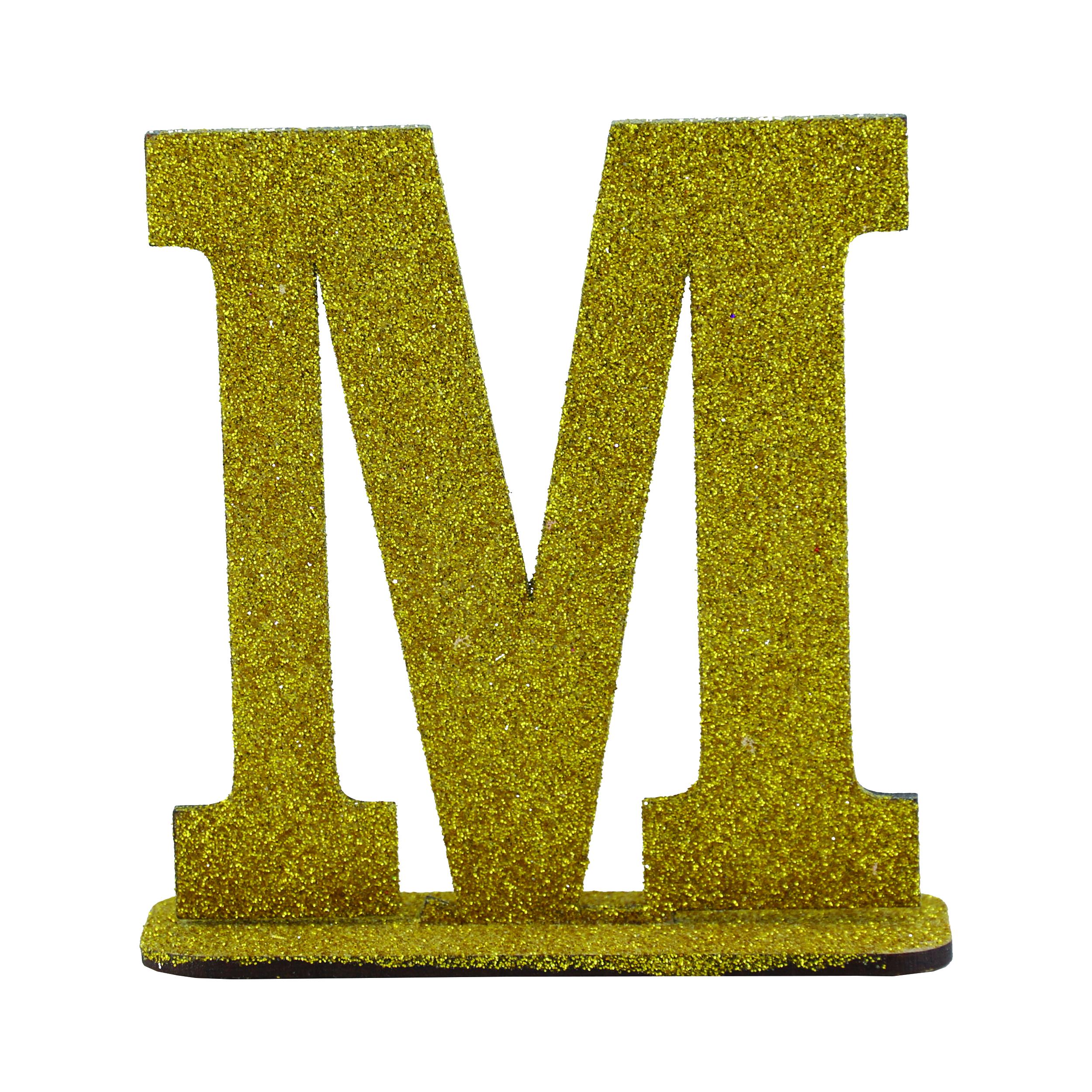 عکس استند حروف طرح M