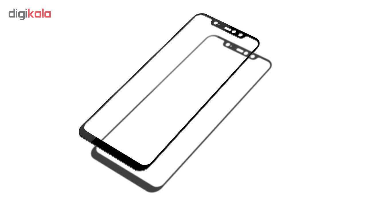 محافظ صفحه نمایش تراستکتور مدل GSS مناسب برای گوشی موبایل شیائومی Redmi Note 6 Pro main 1 1