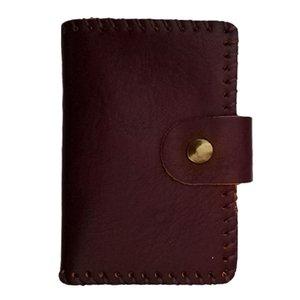 کیف کارت چرمی مدل DDS کد MRK2