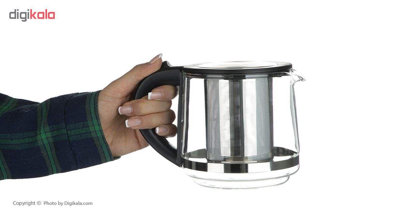 چای ساز کویین هوم مدل QH-8050 main 1 4
