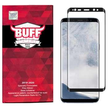 محافظ صفحه نمایش 5D بوف مدل F33 مناسب برای گوشی موبایل سامسونگ Galaxy S9