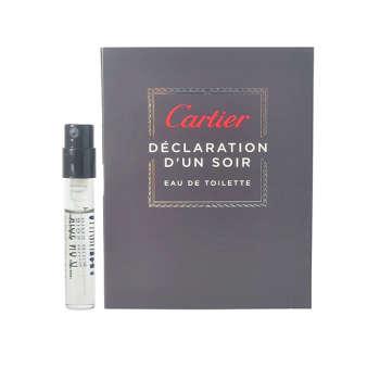عطر جیبی مردانه کارتیه مدل Declaration D'un Soir حجم 1.5 میلی لیتر