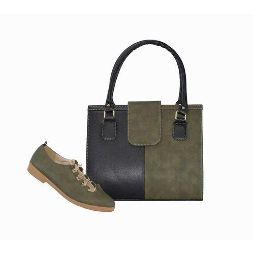ست کیف و کفش زنانه آذاردو کد SE01203
