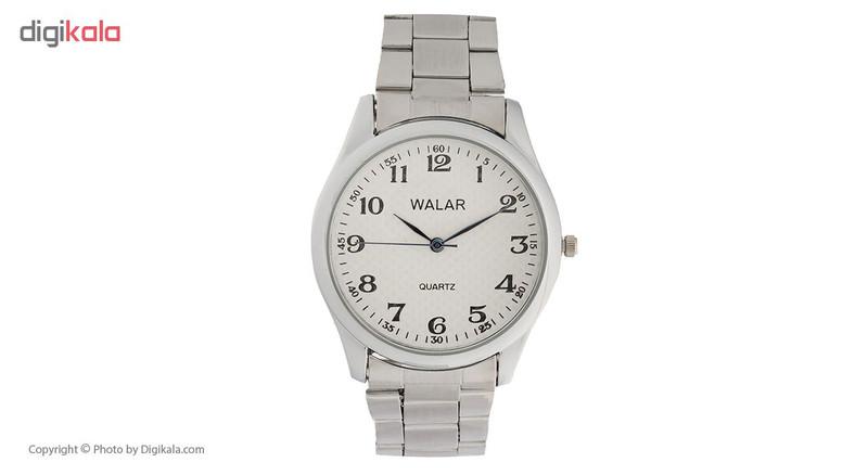 ساعت مچی عقربه ای  مردانه والار مدل F2