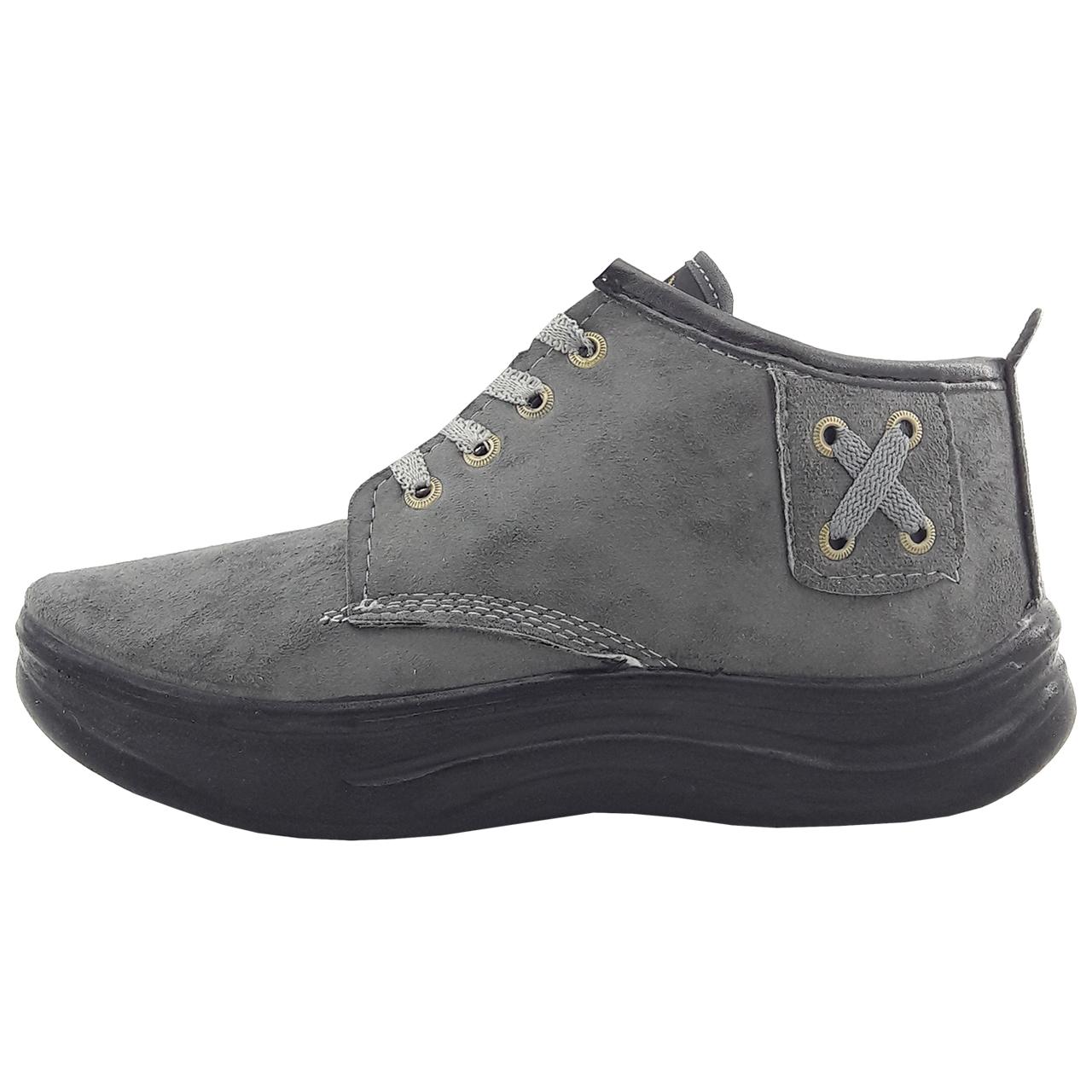 کفش کوهنوردی مردانه مدل P.g.a.X.gry-01