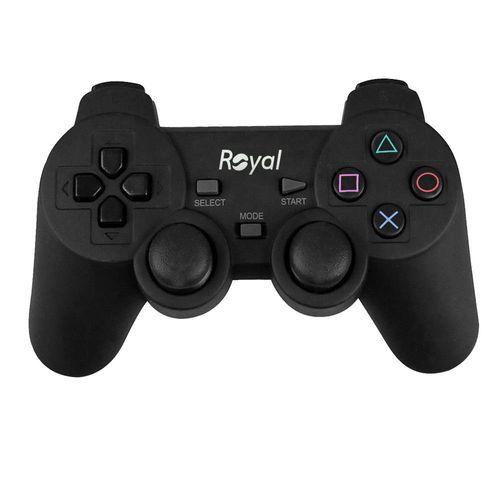 دسته بازی بی سیم رویال مدل R-W4007