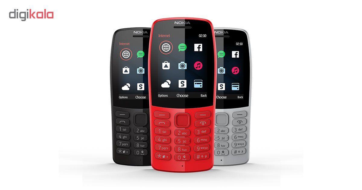 گوشی موبایل نوکیا مدل 210 دو سیم کارت main 1 5