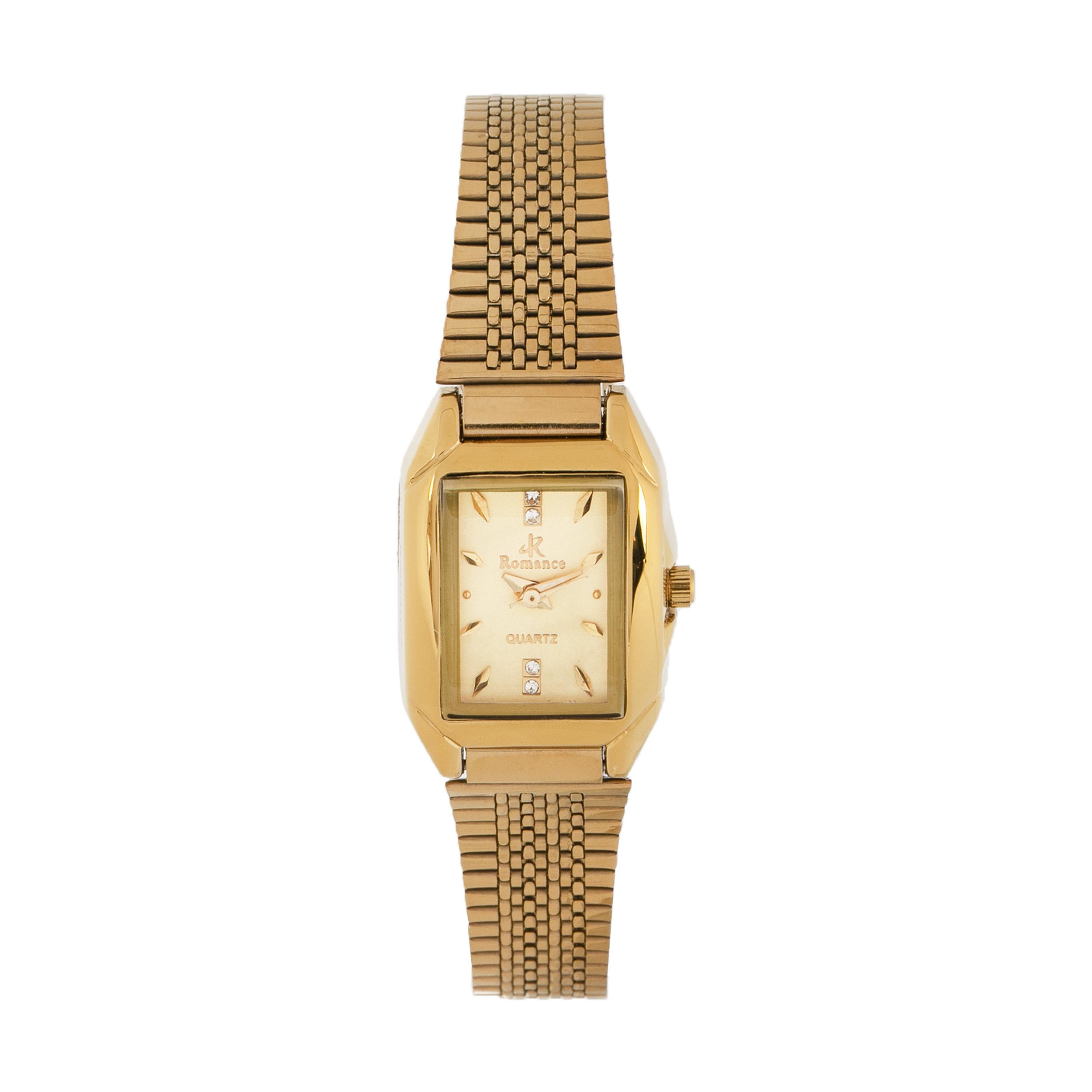 ساعت مچی عقربه ای زنانه رومنس مدل RM-025L