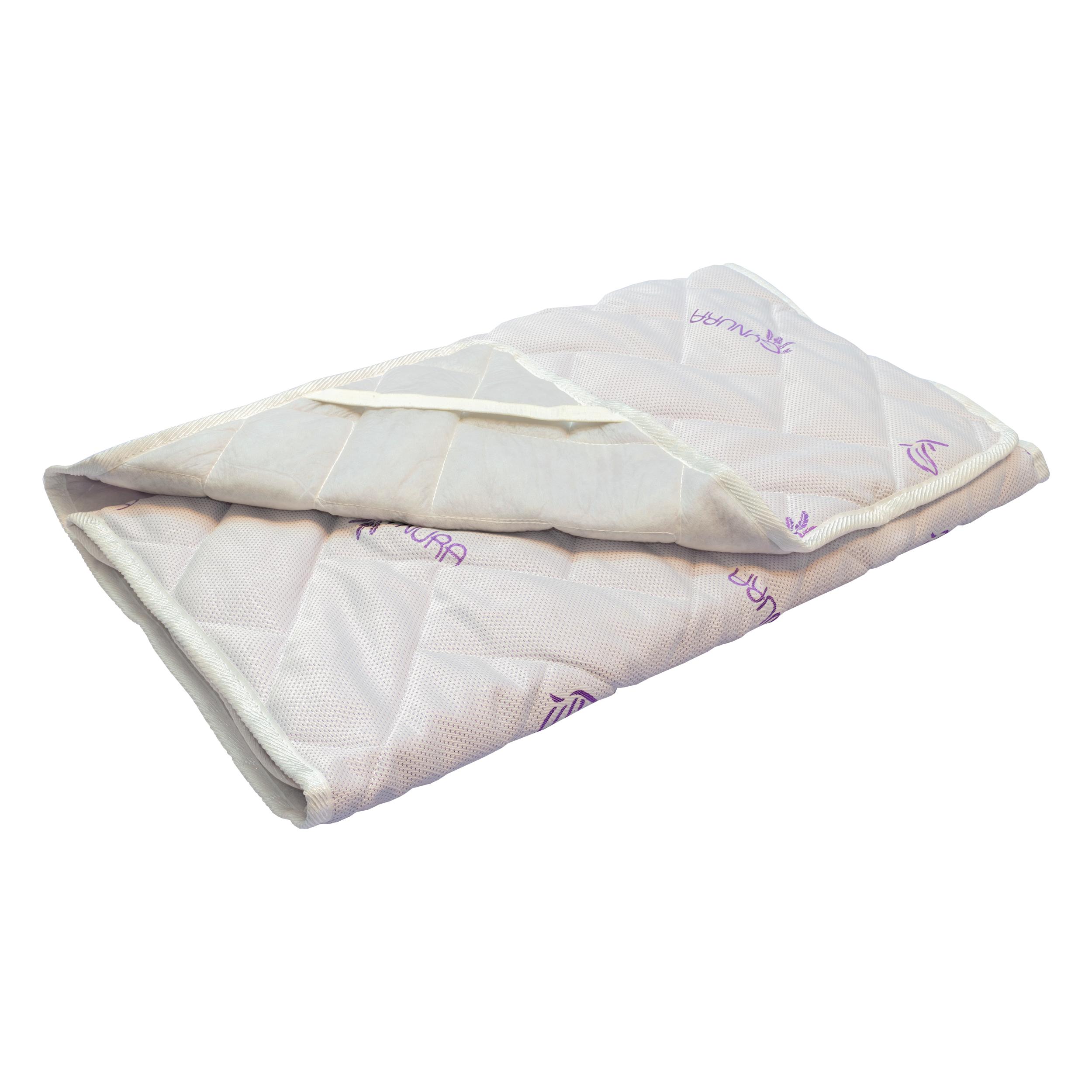 محافظ تشک ژینورا مدل Sleep Plus 80 یکنفره سایز 180×80 سانتیمتر
