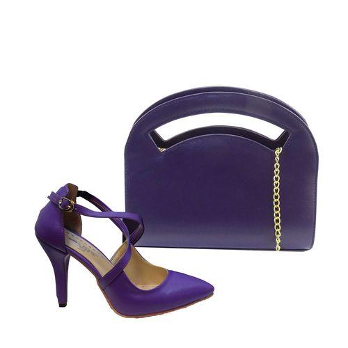 ست کیف و کفش زنانه مدل SE03214
