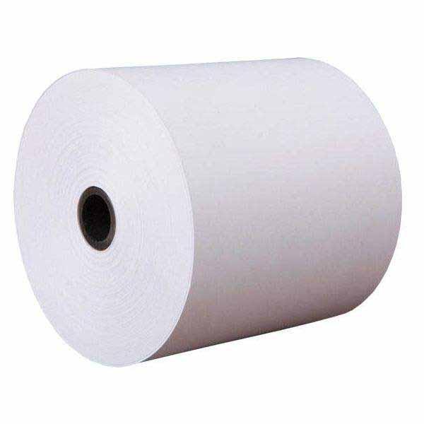 کاغذ پرینتر حرارتی مدل  qsan بسته 70 عددی